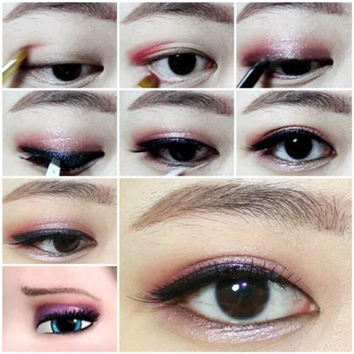 How To Apply Disney Frozen Elsa S Eyeshadow In Everyday