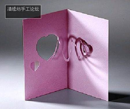 How to DIY 3D Kirigami Greeting Cards with Templates 5