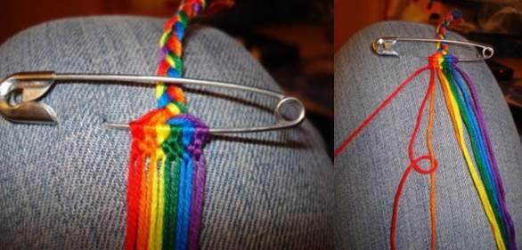Weaved Bracelets Bangles