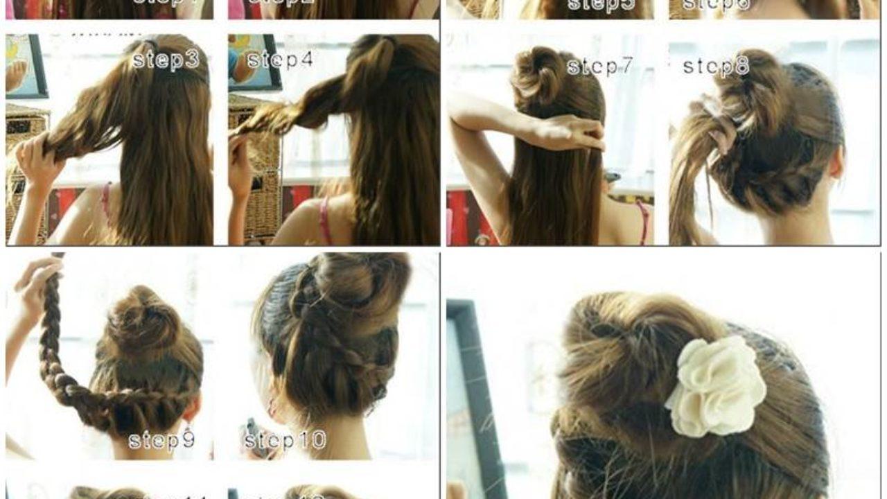 Wondrous How To Make Beautiful French Braids Updo Hairstyle Schematic Wiring Diagrams Phreekkolirunnerswayorg