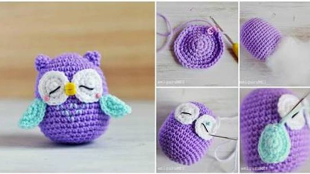 Crochet Cute Critters: 26 Easy Amigurumi Patterns Book Review ... | 720x1280