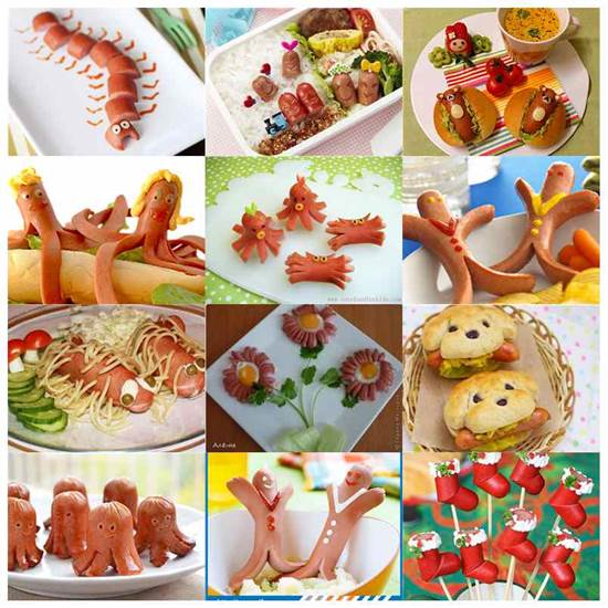 15 Creative Garden Ideas You Can Steal: 15 Creative DIY Ideas To Serve Hot Dogs