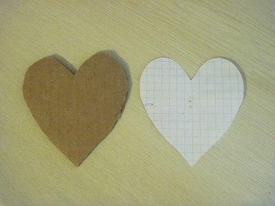 How to DIY Coffee Bean Fridge Magnet Step 1