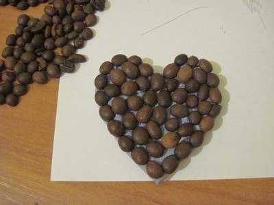 How to DIY Coffee Bean Fridge Magnet Step 5