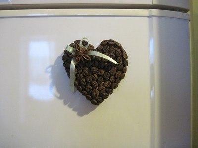 How to DIY Coffee Bean Fridge Magnet Step 8
