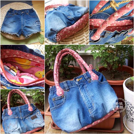 672fd01810 How To Make Purses From Old Jeans - Best Purse Image Ccdbb.Org