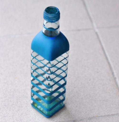 i Creative Ideas & How to DIY Nice Vase from Recycled Glass Bottle