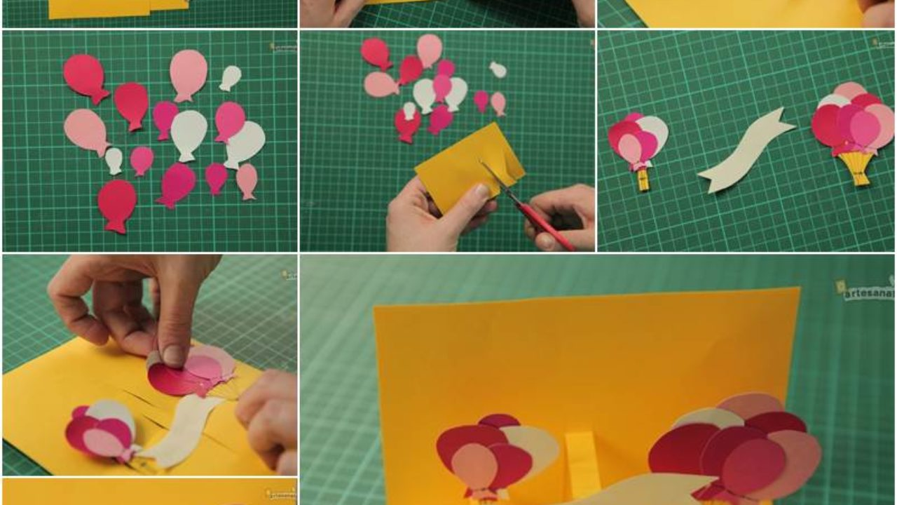 Incredible How To Make Creative 3D Birthday Card Diy Tutorial Funny Birthday Cards Online Inifofree Goldxyz