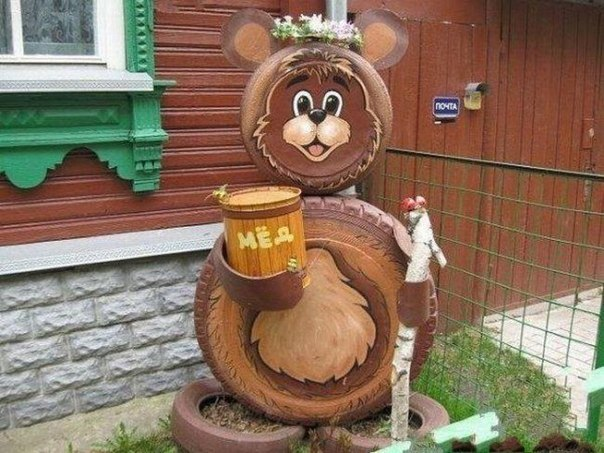 40 creative diy ideas to repurpose old tire into animal shaped 40 creative diy ideas to repurpose old tire into animal shaped garden decor solutioingenieria Images