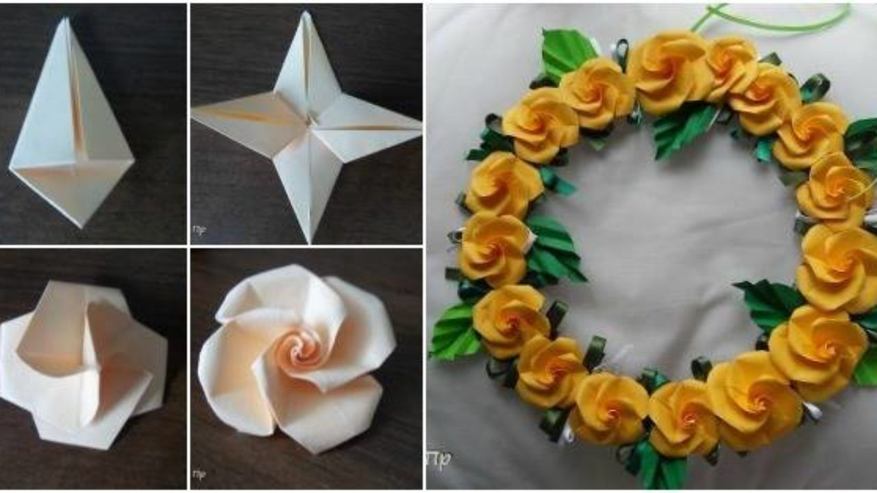 DIY: Origami Paper Flower for Mother's Day | Melissa & Doug Blog | 720x1280