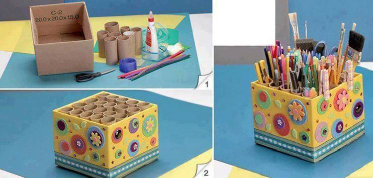 Monstrously Fun DIY Pencil Holders – P&G everyday | P&G Everyday ...