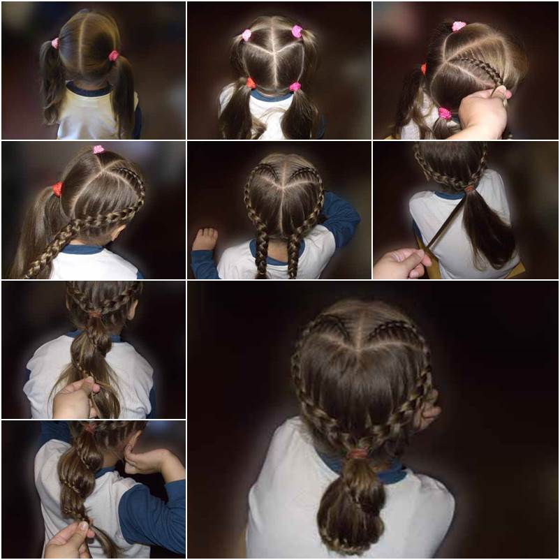 Hairstyle Archives Page 3 Of 8 I Creative Ideas