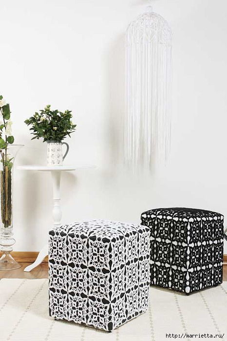 How To Make A Nice Diy Ottoman From Plastic Bottles How to Make a Nice DIY Ottoman from Plastic Bottles