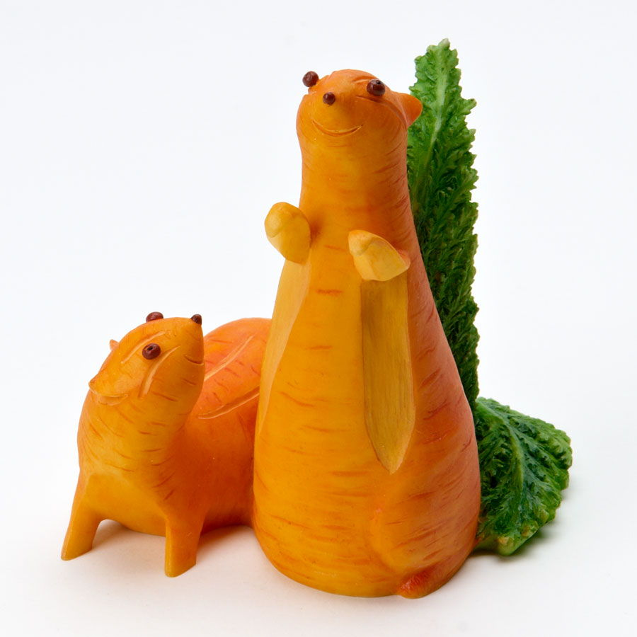 Carrot Squirrels