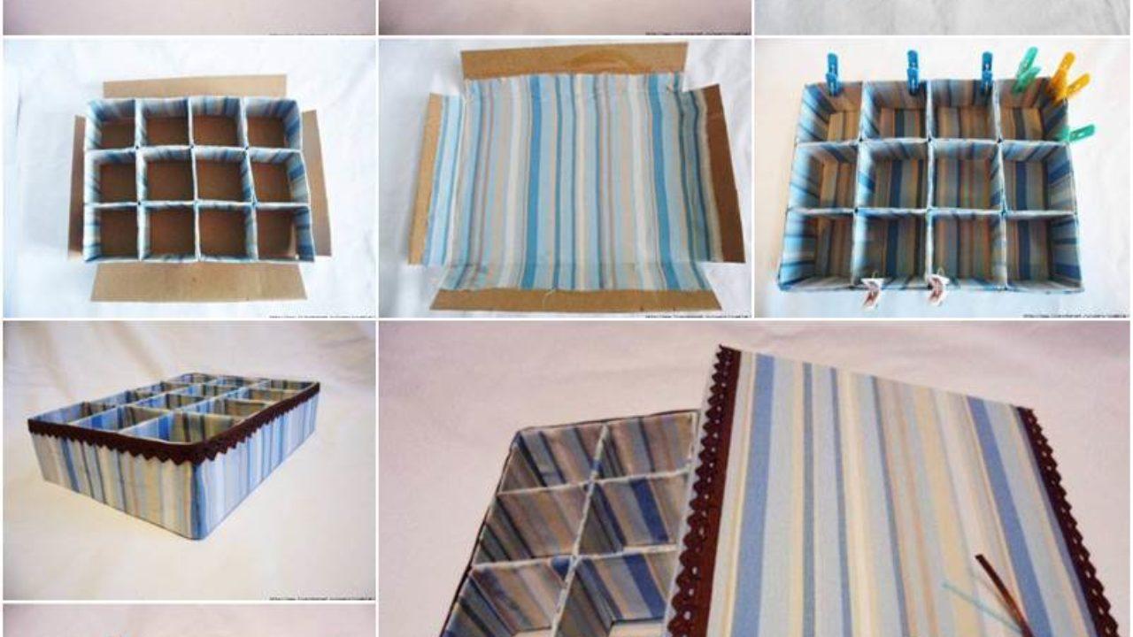 Origami Diagonal Box Divider Tutorial - DIY - Paper Kawaii - YouTube | 720x1280