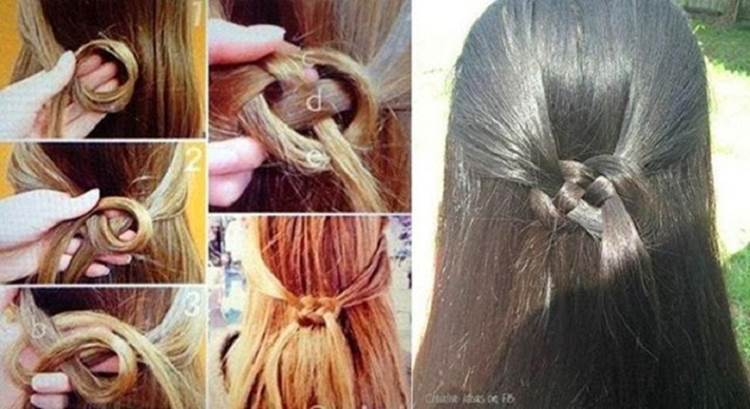 How To Diy Celtic Knot Braided Hairstyle