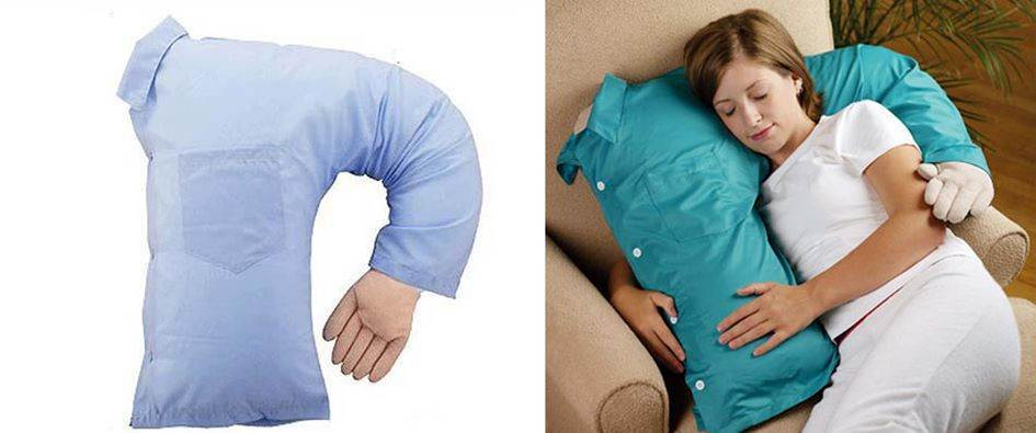 Creative Boyfriend Pillow