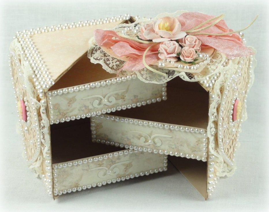 Diy Beautiful Gift Box With Hidden Drawers