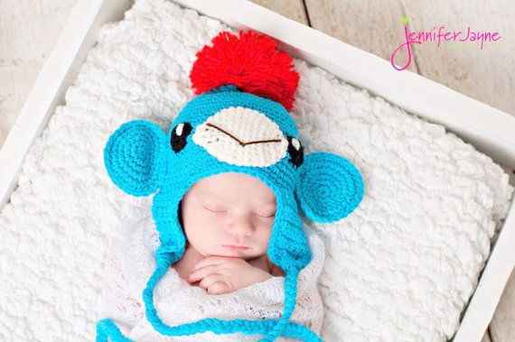 10 Adorable Crochet Animal Hat Patterns By Jenny And Teddy