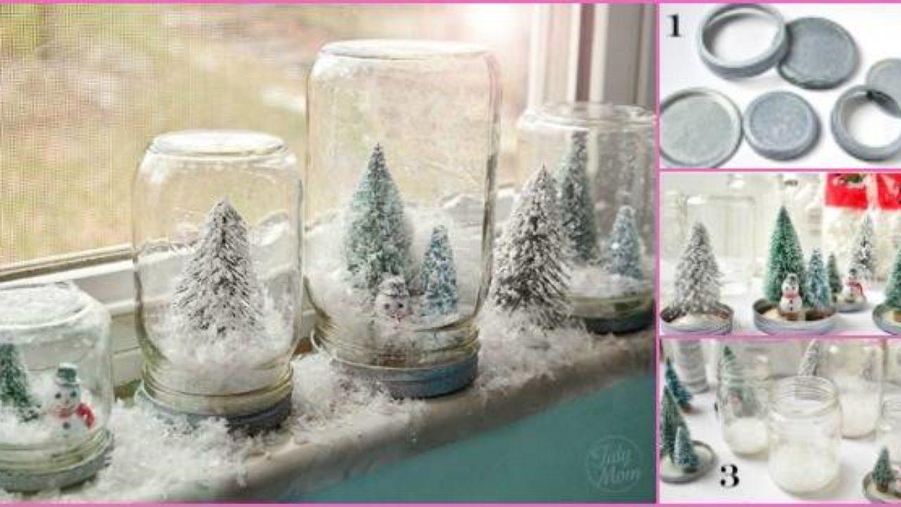 Creative Ideas Diy Waterless Snow