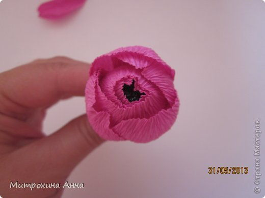 Creative Ideas - DIY Chocolate English Rose 16
