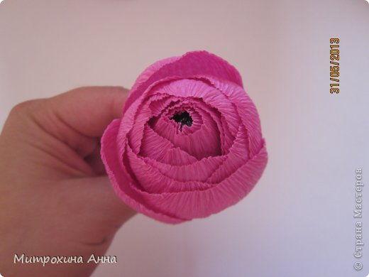 Creative Ideas - DIY Chocolate English Rose 17
