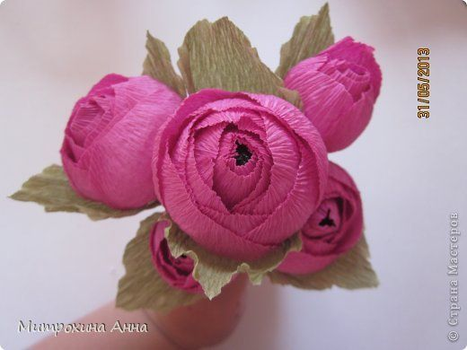 Creative Ideas - DIY Chocolate English Rose 22