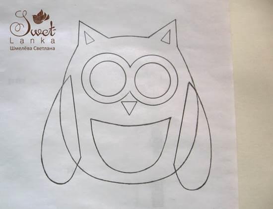 Creative Ideas - DIY Cute Felted Owls 2