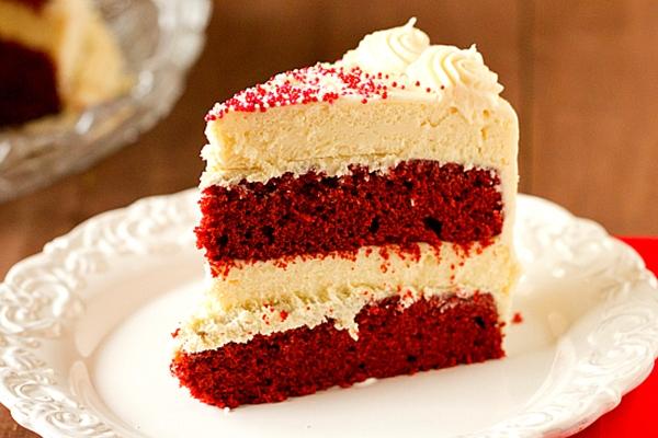 Creative Ideas - DIY Gorgeous Red Velvet Cheesecake
