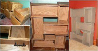 Diy Dresser Drawer Shelf Archives I Creative Ideas