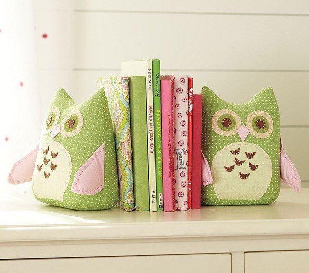 Creative Ideas - DIY Cute Fabric Owl Ornaments with Free Pattern 4