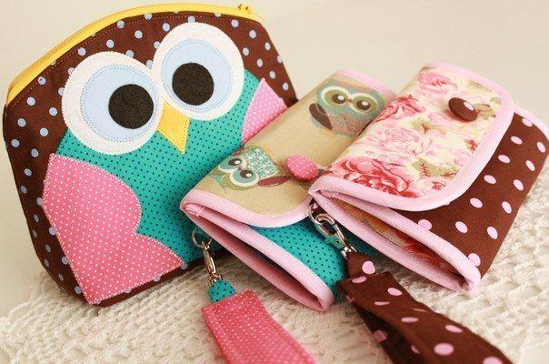 Creative Ideas - DIY Cute Fabric Owl Ornaments with Free Pattern 5