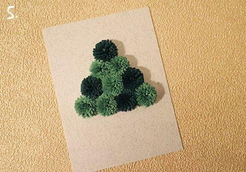 Creative Ideas - DIY Mini Quilling Christmas Tree 5
