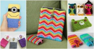 Crochet Cell Phone Case With Strap Archives I Creative Ideas