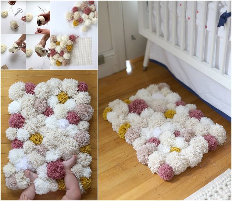 How To Diy Adorable Handmade Rag Rug