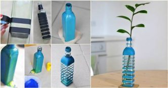 Glass Bottle Craft Ideas Archives I Creative Ideas