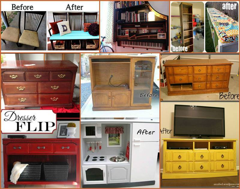 diy repurposed furniture. Interesting Furniture With Diy Repurposed Furniture A
