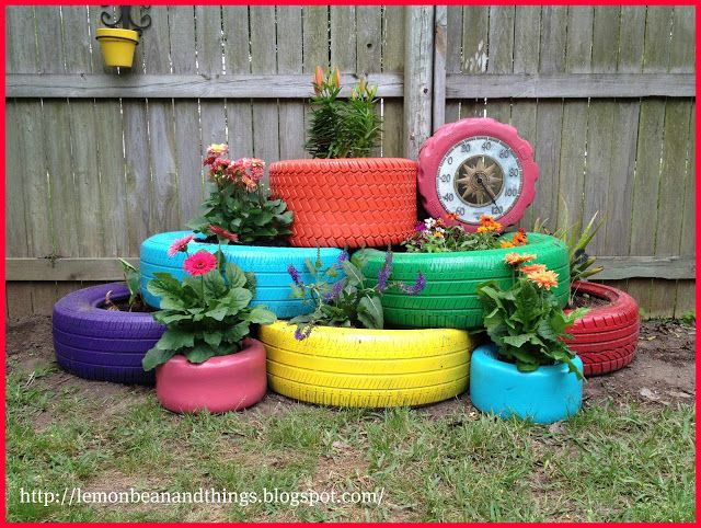 40 Creative Diy Garden Containers And Planters From Recycled Materials