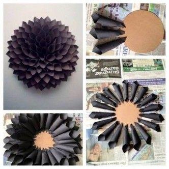 Handmade Paper Flowers Archives I Creative Ideas