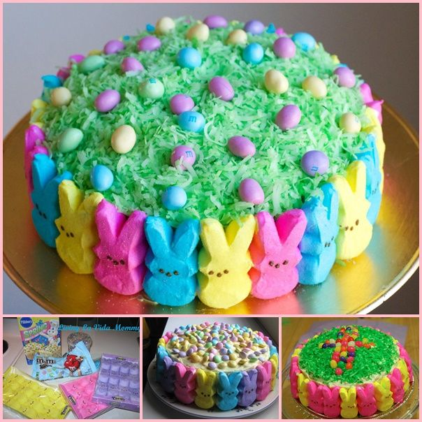 20 Creative Diy Easter Bunny Cake Recipes