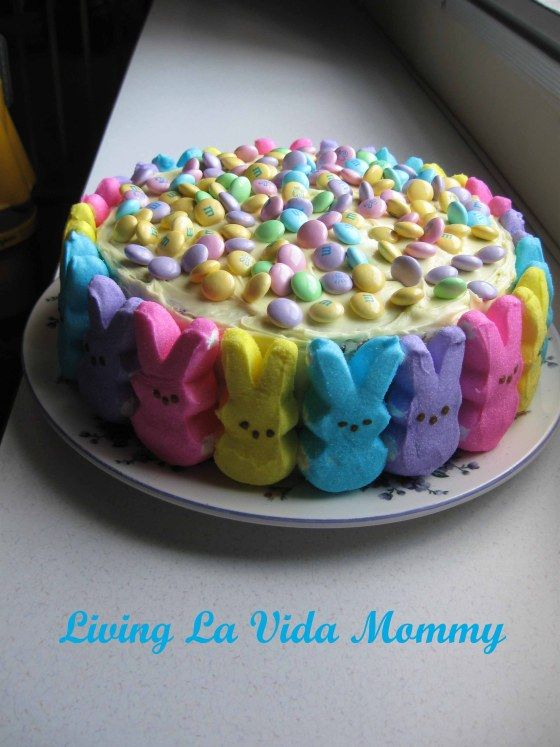 20 Easter Bunny Cake Recipes