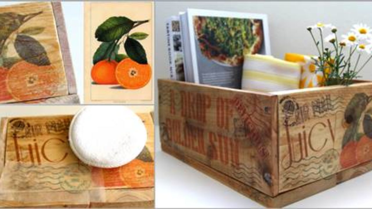 Creative Ideas Diy How To Transfer Images To Wood