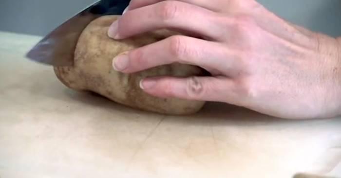 Creative Ideas - DIY Delicious Baked Potato Fans
