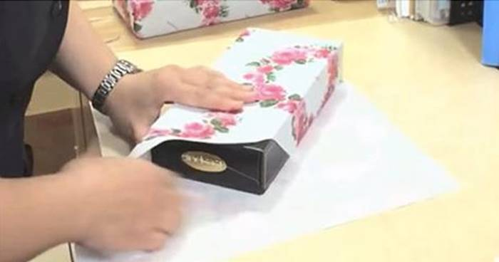 Creative Ideas - DIY Perfect Gift Wrapping in 15 Seconds