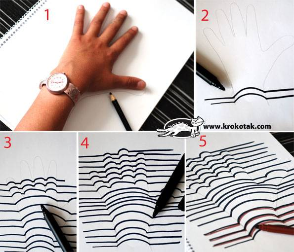 how to make easy creative things