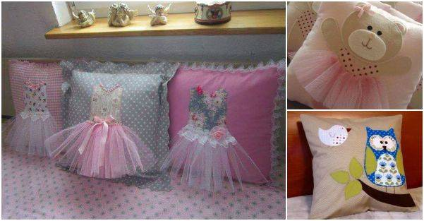 Pillow Making Ideas: Creative DIY Pillow Ideas,