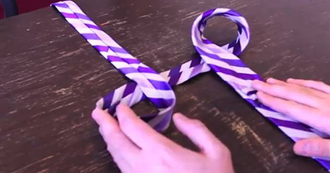 Ideas how to tie a tie easy and fast creative ideas how to tie a tie easy and fast ccuart Choice Image