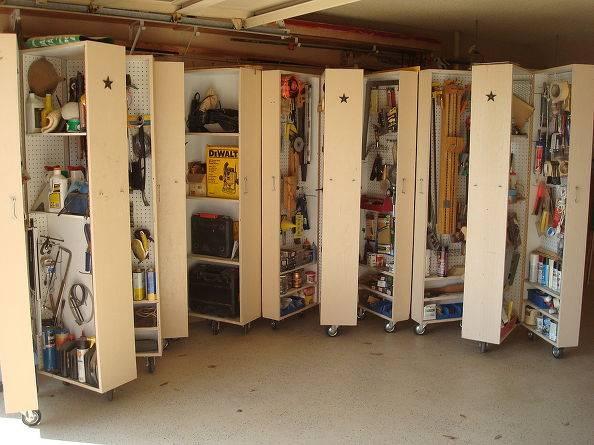30 Creative Ways To Organize Your Garage