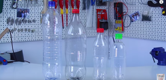 5 Creative Ideas To Reuse Plastic Bottles