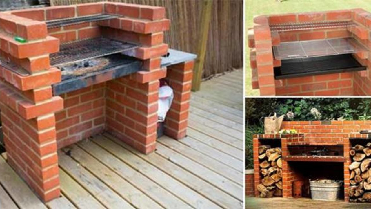 Creative Ideas Diy Backyard Brick